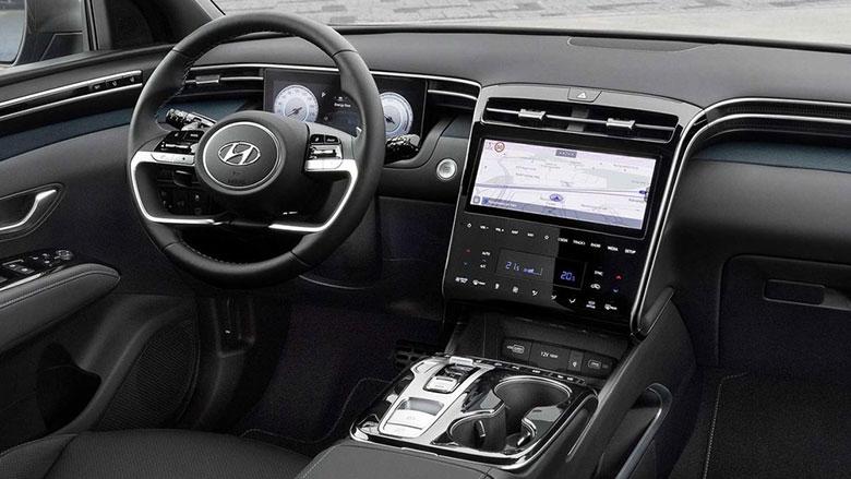 Hyundai Tucson 2021: Đánh giá sơ bộ nội ngoại thất - 5