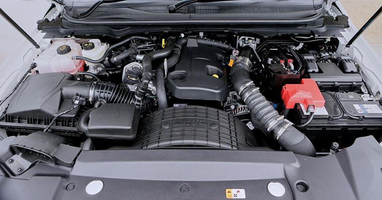 Động cơ Ford Everest 2021