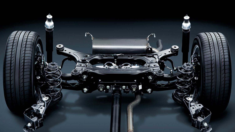 Hệ thống treo là gì? Tác dụng như thế nào trên xe ô tô - 9