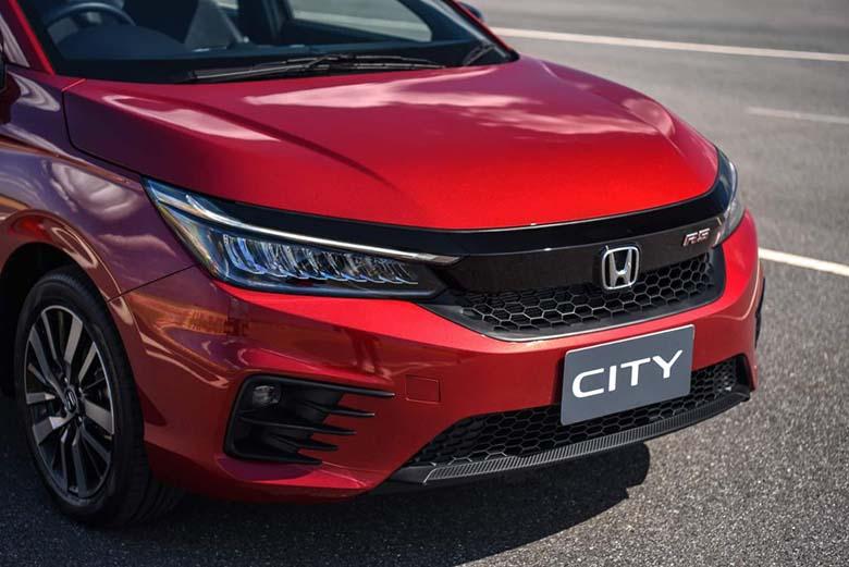 Honda City 2021 ra mắt tháng 12/2020 - 3