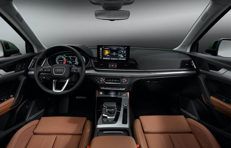 Audi Q5 2021 - 5
