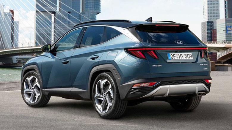 Hyundai Tucson 2021: Đánh giá sơ bộ nội ngoại thất - 4