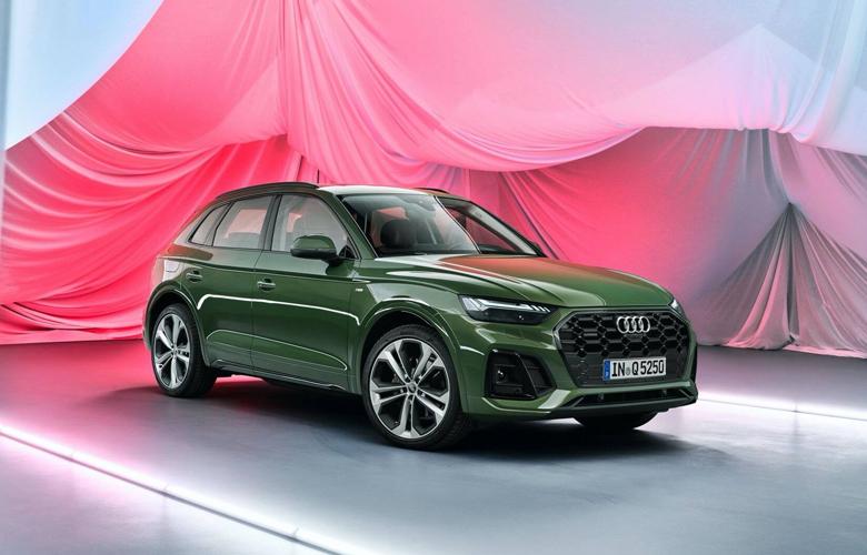 Audi Q5 2021 - 10