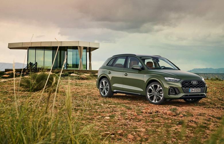 Audi Q5 2021 - 7