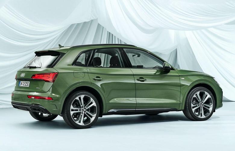 Audi Q5 2021 - 3