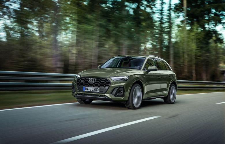 Audi Q5 2021 - 1
