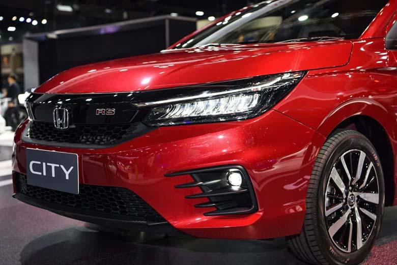 Honda City 2021 ra mắt tháng 12/2020 - 4