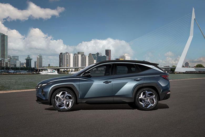 Hyundai Tucson 2021: Đánh giá sơ bộ nội ngoại thất - 3