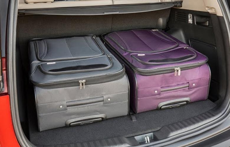 Khoang hành lý Honda CR-V