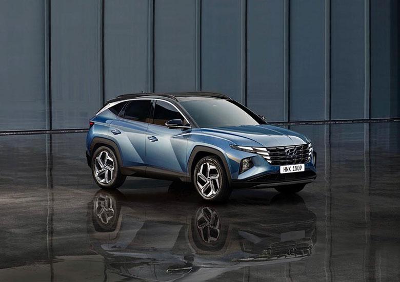 Hyundai Tucson 2021: Đánh giá sơ bộ nội ngoại thất - 1