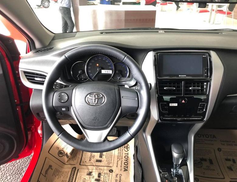 Bảng taplo Toyota Vios 2021