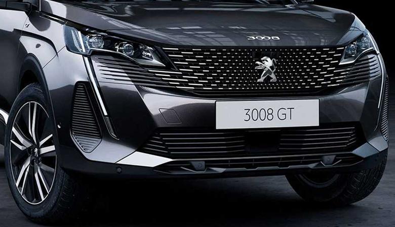 Peugeot 3008 2021 - 5