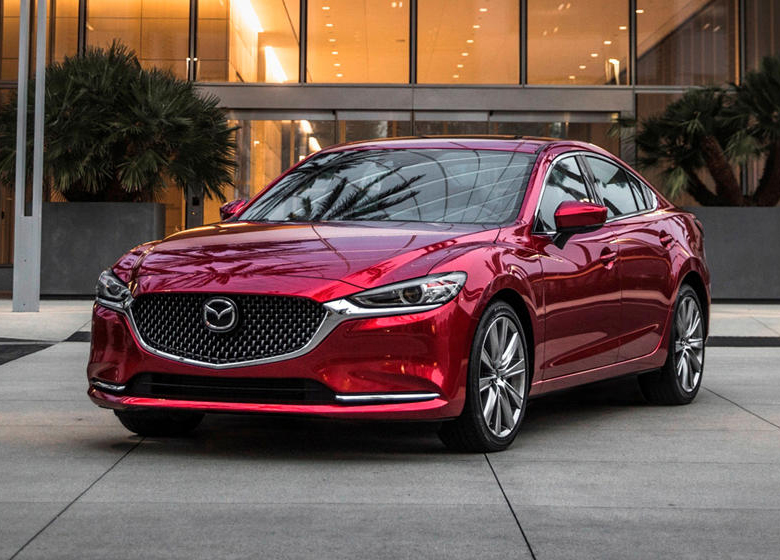 Mazda 6 2021 All New (Facelift)