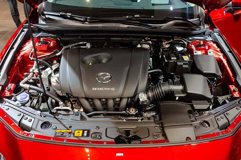 Mazda 3 2021: Đánh giá và giá bán tại Việt Nam tháng 11/2020 - 12