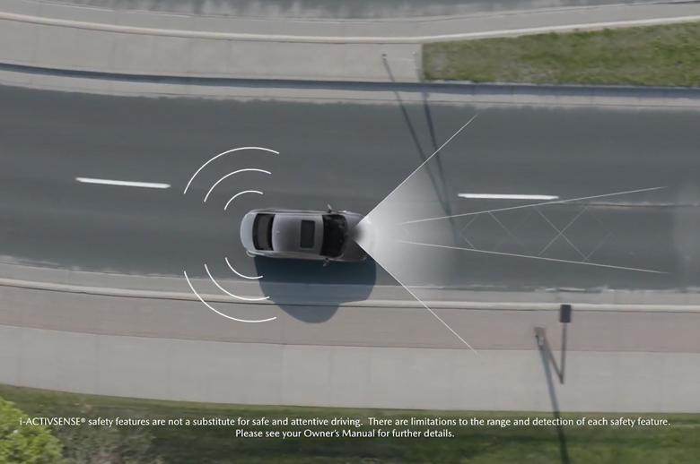 Hệ thống an toàn trên Mazda 6 2021