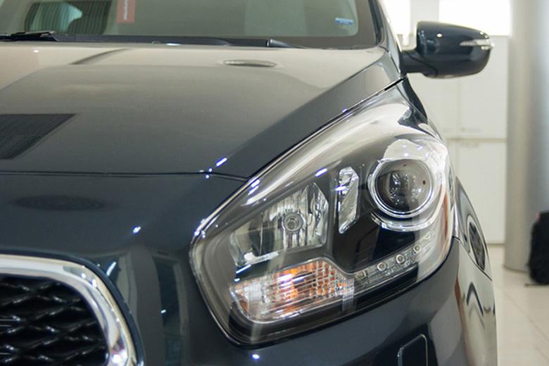 Kia Rondo 2021: MPV Crossover 7 chỗ giá rẻ - 17