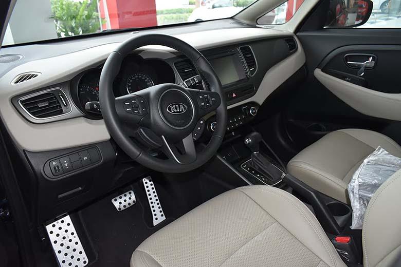 Kia Rondo 2021: MPV Crossover 7 chỗ giá rẻ - 22