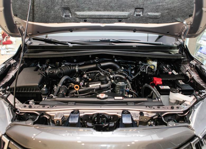 Động cơ Toyota Innova 2021