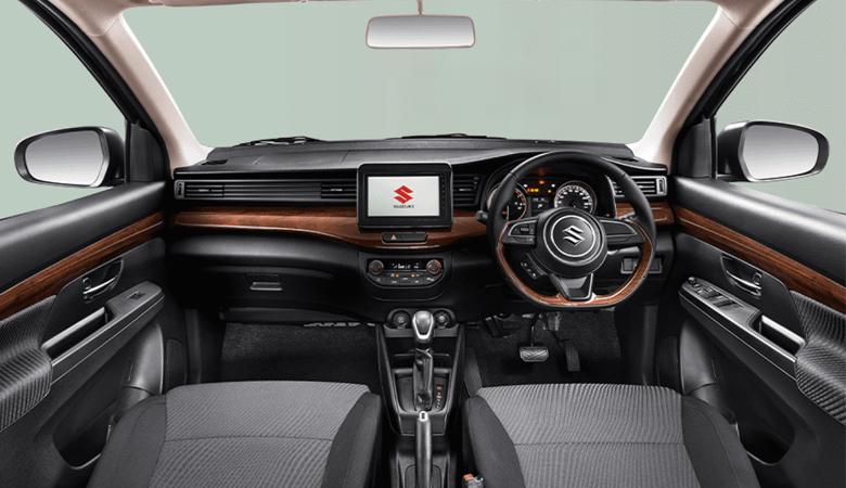 Nội thất Suzuki Ertiga 2020