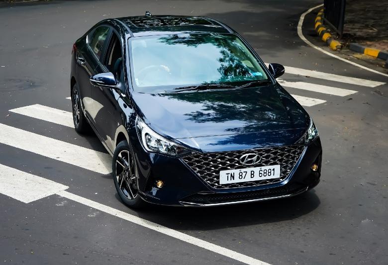 Hyundai Accent 2021 - 2