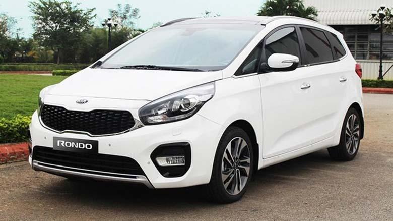 Kia Rondo 2021: MPV Crossover 7 chỗ giá rẻ - 1