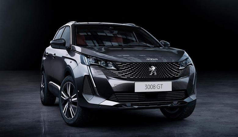 Peugeot 3008 2021 - 3