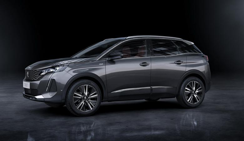 Peugeot 3008 2021 - 6