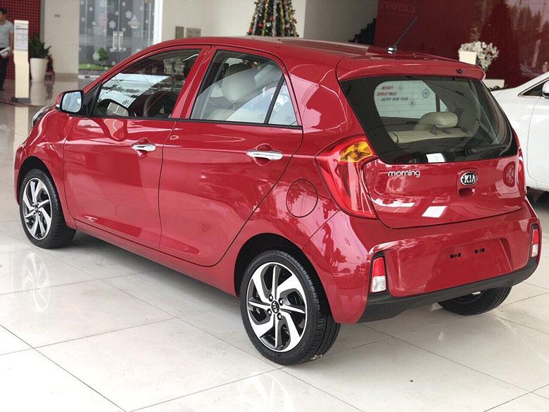 So sánh VinFast Fadil 2020 và Kia Morning 2020 - 5