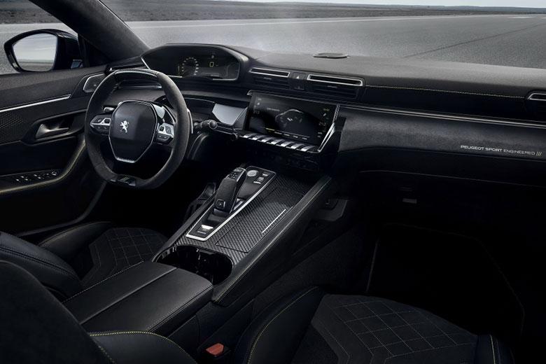 Peugeot 508 PSE 2021 trình làng mẫu Sedan hoàn toàn mới - 5