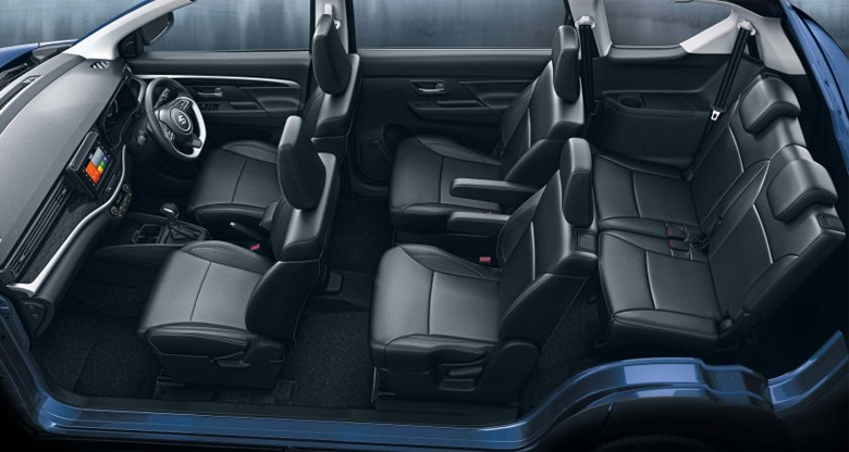 Khoang nội thất Suzuki XL7 2020