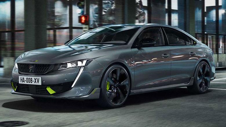 Peugeot 508 PSE 2021 trình làng mẫu Sedan hoàn toàn mới - 3