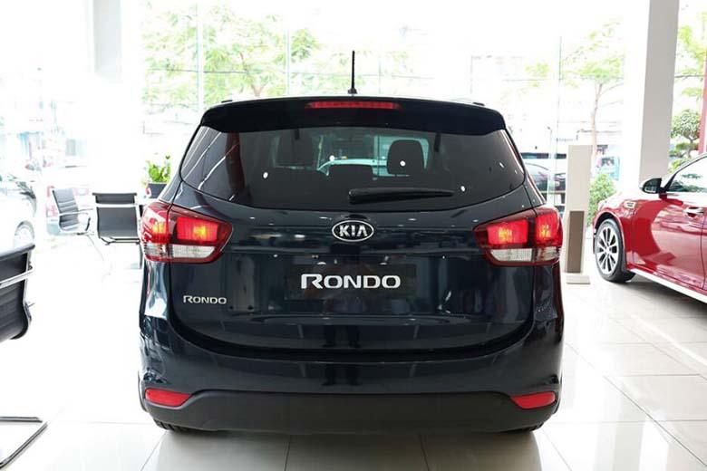 Kia Rondo 2021: MPV Crossover 7 chỗ giá rẻ - 21