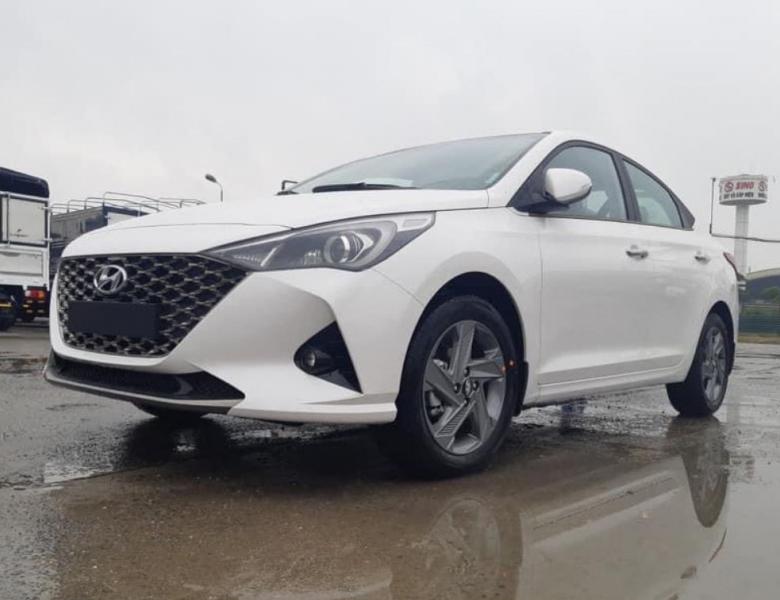 Hyundai Accent 2021 đã có mặt tại đại lý trên toàn quốc