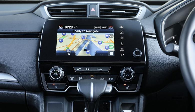Trang bị tiện ích Honda CR-V 2021