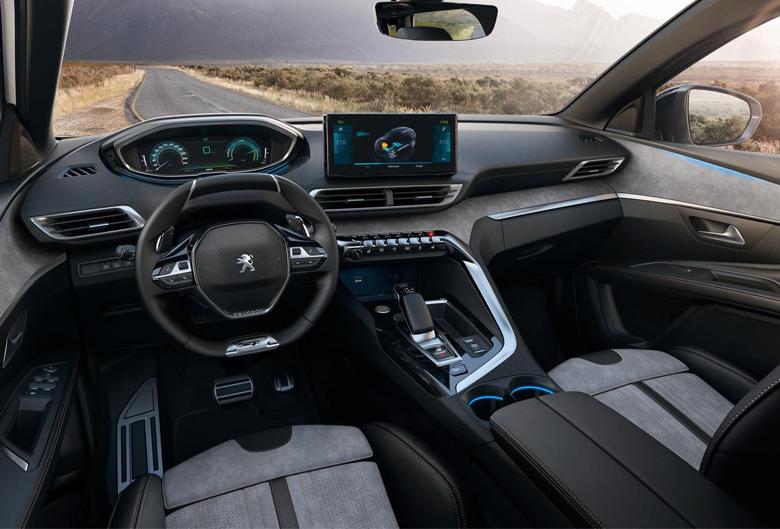 Peugeot 3008 2021 - 10