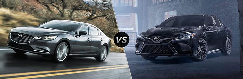 So sánh Mazda 6 2020 và Toyota Camry 2020 - 1