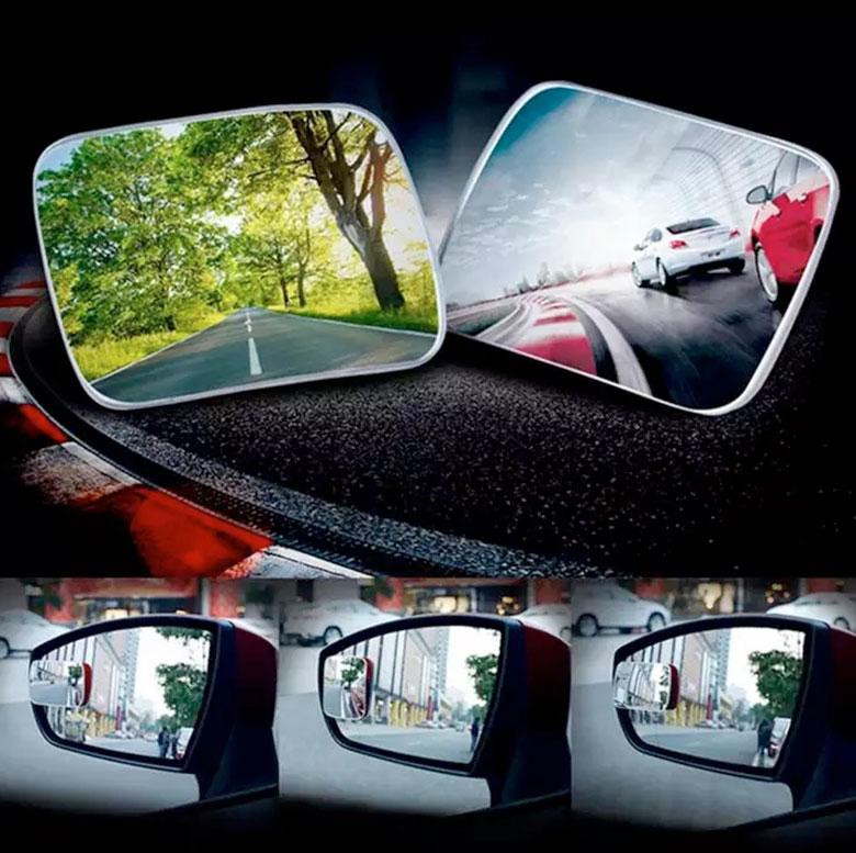 Lưu ý khi sử dụng gương cầu lồi xoá điểm mù trên xe ô tô - 12