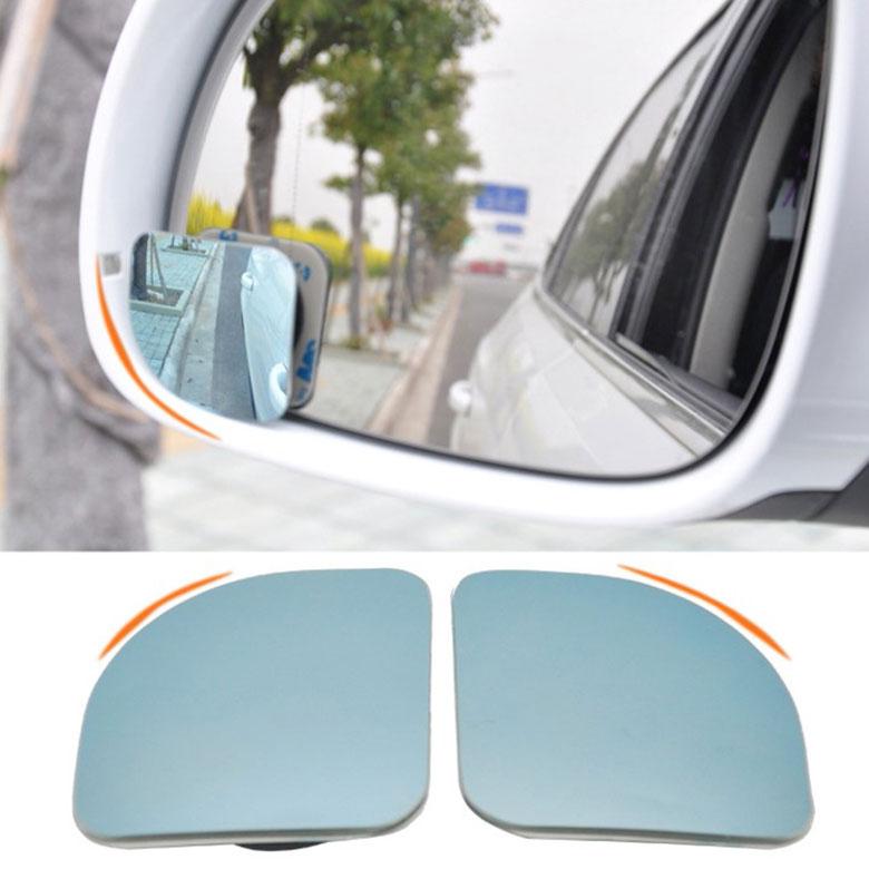 Lưu ý khi sử dụng gương cầu lồi xoá điểm mù trên xe ô tô - 9