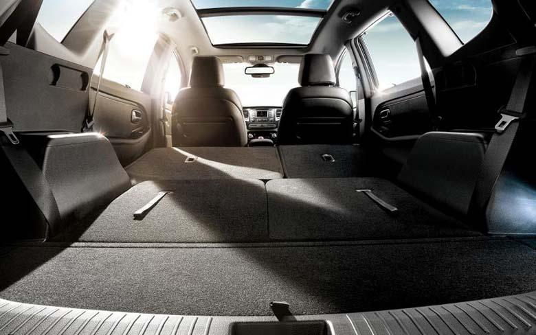Kia Rondo 2021: MPV Crossover 7 chỗ giá rẻ - 16