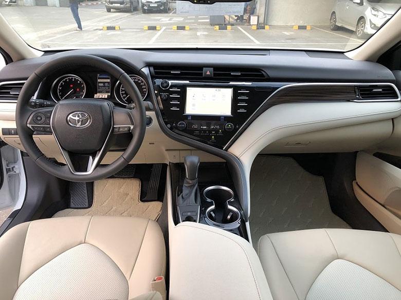 So sánh Mazda 6 2020 và Toyota Camry 2020 - 9