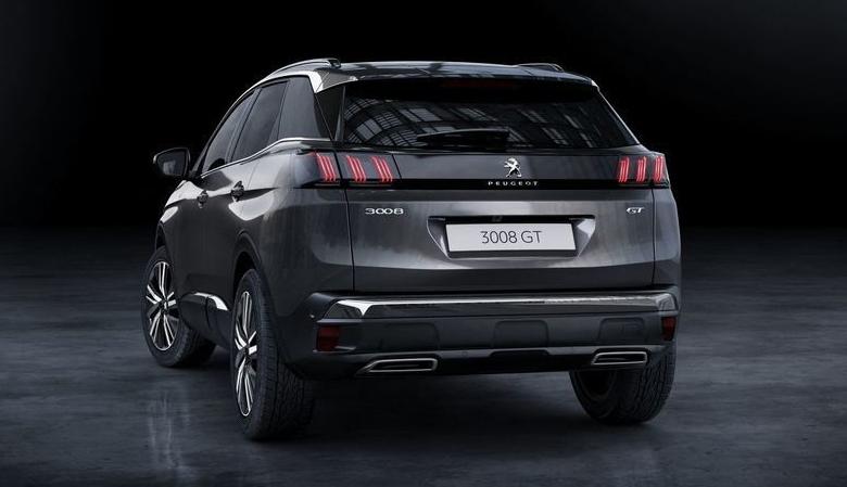 Peugeot 3008 2021 - 7