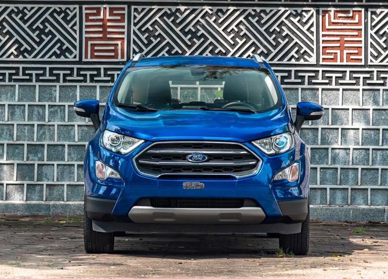 Đầu xe Ford Ecosport 2021