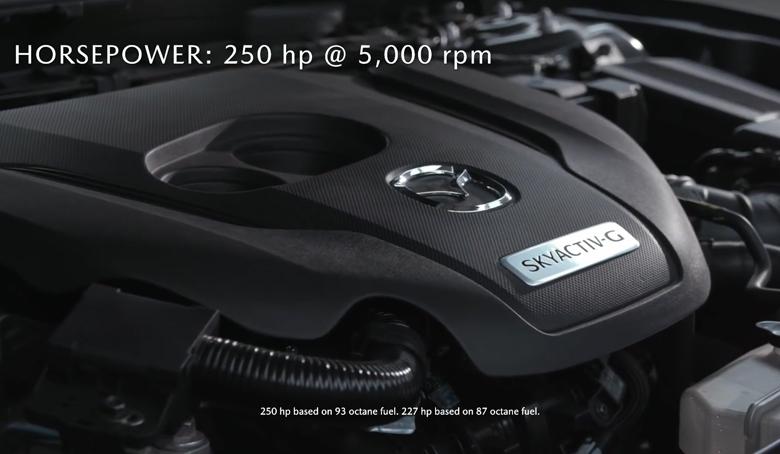 Động cơ Turbo tăng áp 250 mã lực