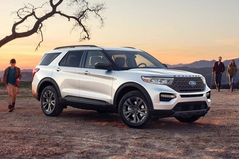 Ford Explorer 2021: Giá Xe, Đánh Giá & Hình Ảnh   anycar.vn