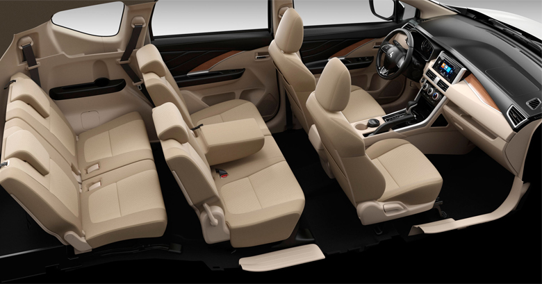 Nội thất Mitsubishi Xpander 2020