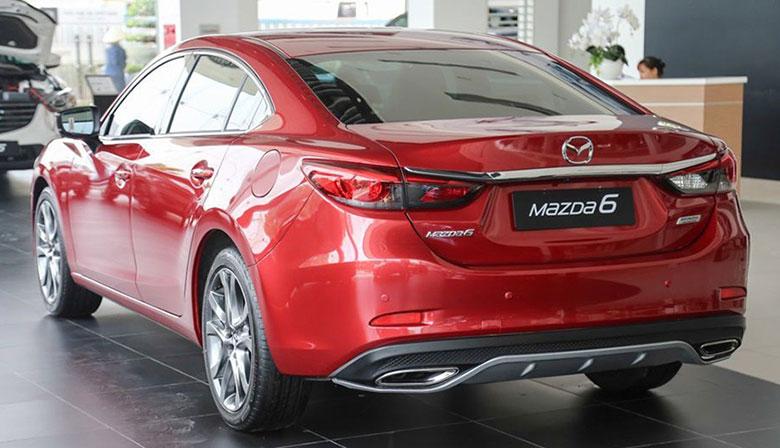 So sánh Mazda 6 2020 và Toyota Camry 2020 - 6