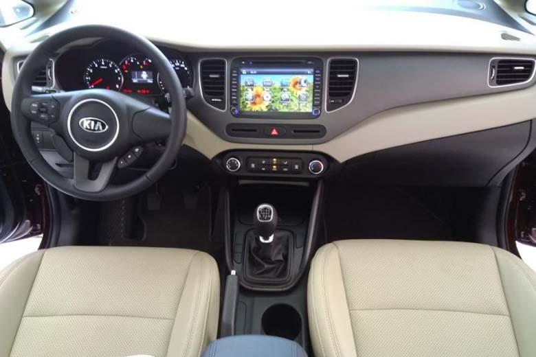 Kia Rondo 2021: MPV Crossover 7 chỗ giá rẻ - 7