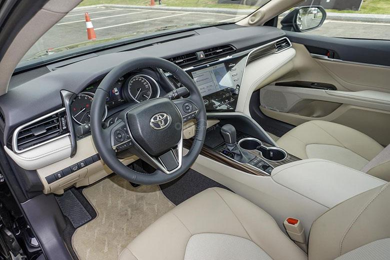 So sánh Mazda 6 2020 và Toyota Camry 2020 - 11