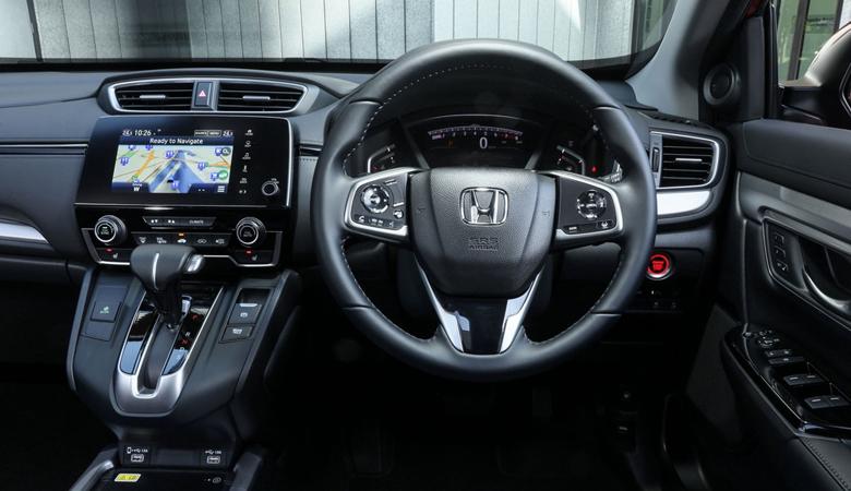 Vô lăng Honda CR-V 2021
