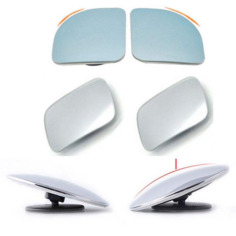Lưu ý khi sử dụng gương cầu lồi xoá điểm mù trên xe ô tô - 7